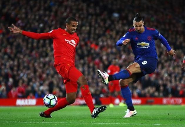 Trung vệ Liverpool nói 'cứng' trước đại chiến M.U - Bóng Đá