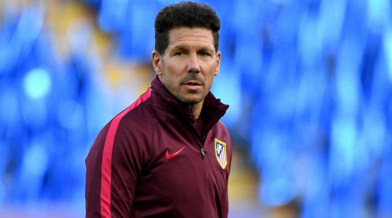 Đến Simeone cũng 'cạn lời' với Messi - Bóng Đá