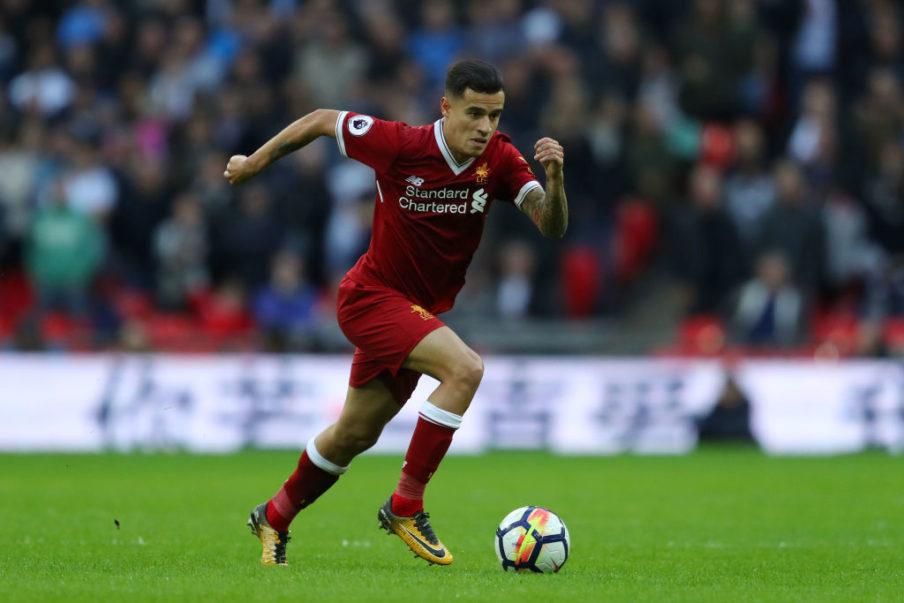Nóng: Coutinho không thể thi đấu cho Liverpool cuối tuần này - Bóng Đá