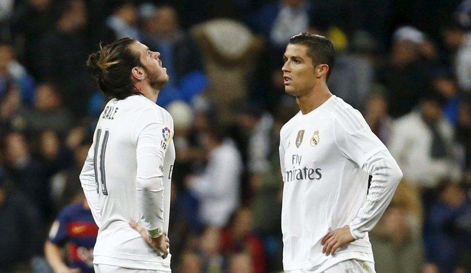 Ronaldo yêu cầu Real bán gấp Bale và Vazquez