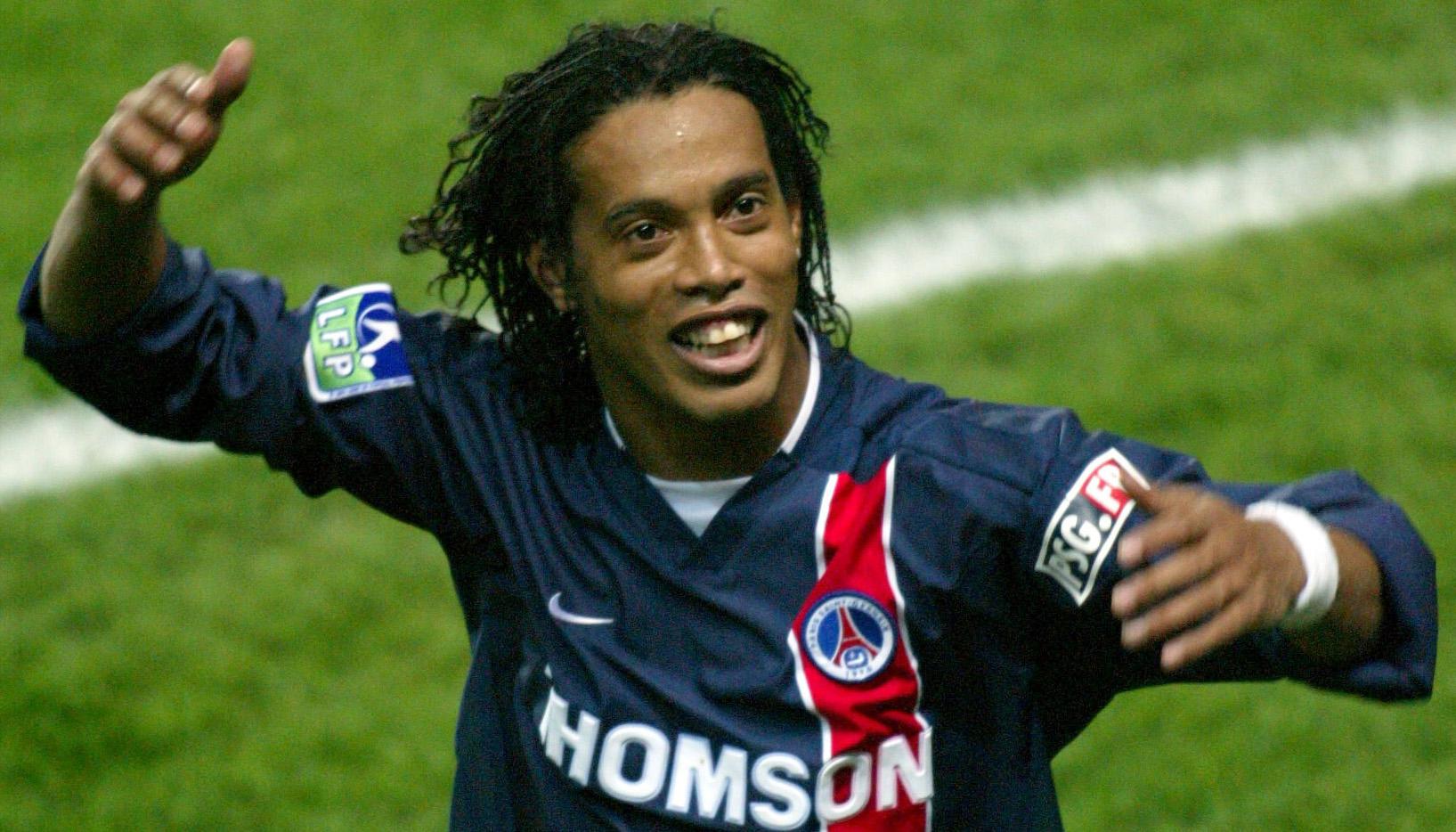 Hồ sơ huyền thoại: Vua trò chơi Ronaldinho (Phần 2) - Bóng Đá