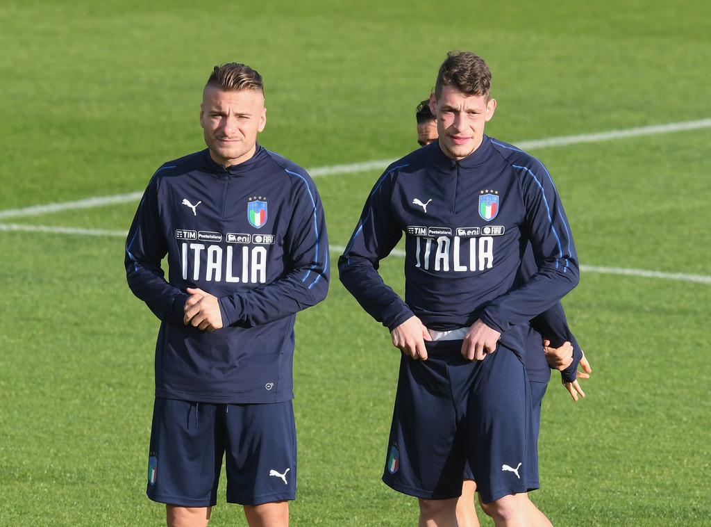 Ảnh tập Italia - Bóng Đá