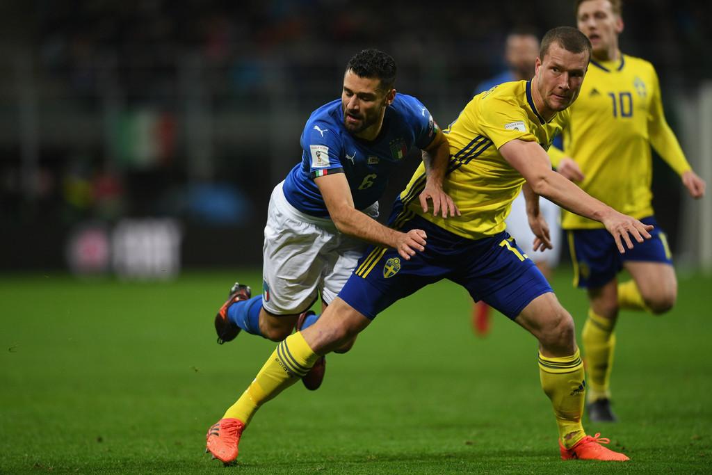 Review Italia - Thụy Điển - Bóng Đá