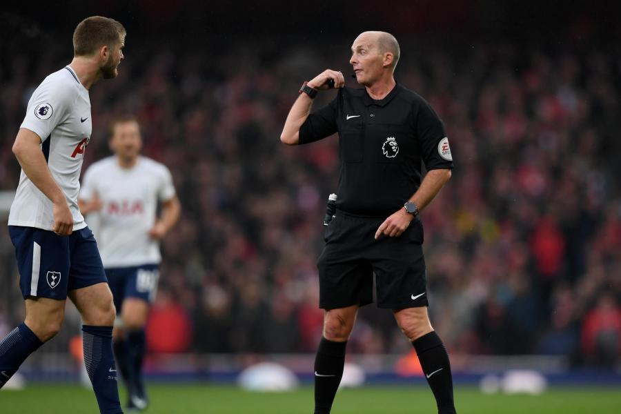 Thua trận, sao Tottenham đổ lỗi cho trọng tài - Bóng Đá
