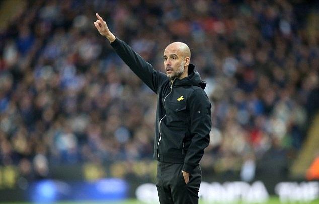 Pep xác nhận Man City sẽ xoay tua cả đội trong trận tới - Bóng Đá