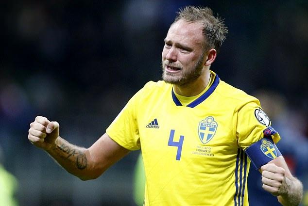 Sau 10 năm, Ibrahimovic không còn xuất sắc nhất Thụy Điển - Bóng Đá