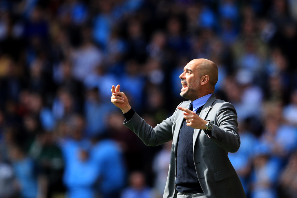 Pep sẽ mang thành công từ Barca sang Man City - Bóng Đá