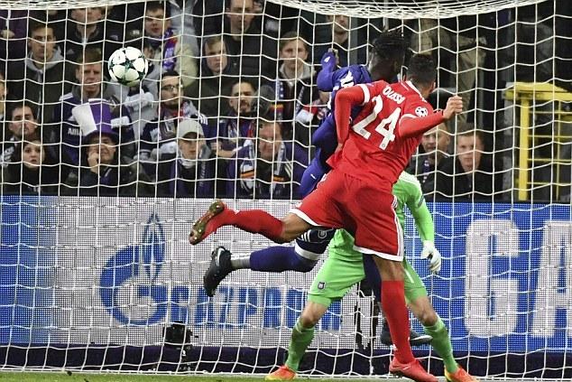 Tolisso tỏa sáng, Bayern chật vật rời Bỉ với 3 điểm - Bóng Đá