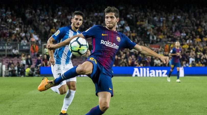Barca sắp trói chân thành công 'ngôi sao 7 vị trí' - Bóng Đá