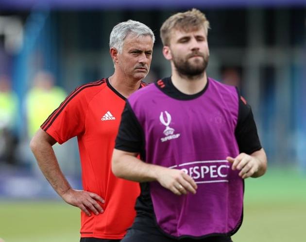 Tiết lộ: Mourinho gián tiếp đưa Shaw đến M.U - Bóng Đá