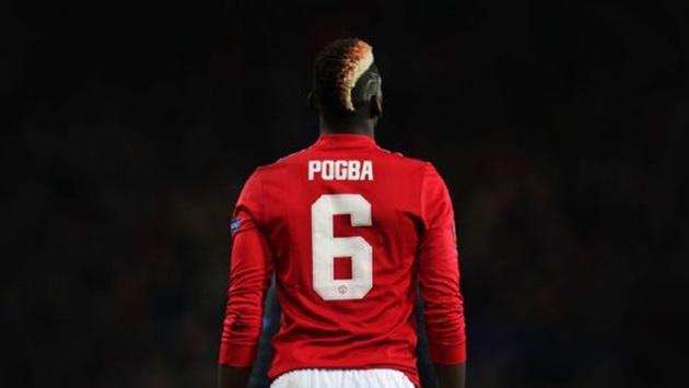 Derby cuối tuần này, M.U sẽ rất nhớ Pogba - Bóng Đá