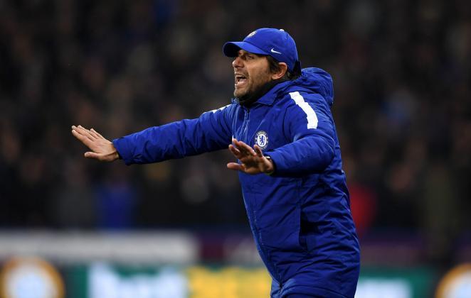 Conte phó mặc chuyển nhượng cho ban lãnh đạo Chelsea - Bóng Đá