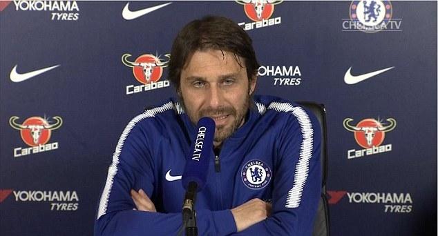 Antonio Conte khẳng định Chelsea bạo chi trong tháng 1 - Bóng Đá
