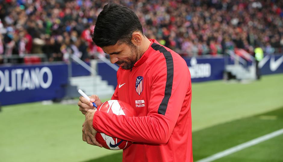 Sau Costa, Atletico công bố 'tân binh' thứ hai - Bóng Đá