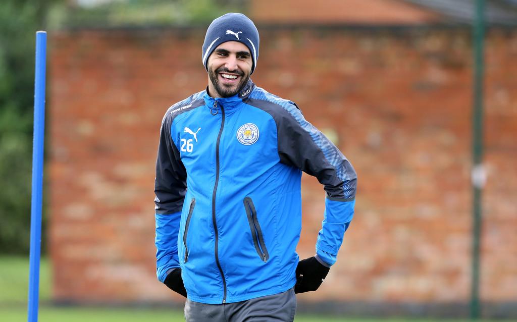 Liverpool chính thức nhận tin vụ chiêu mộ Mahrez - Bóng Đá