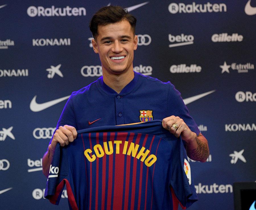 Philippe Coutinho và những thương vụ sinh lời cao nhất - Bóng Đá