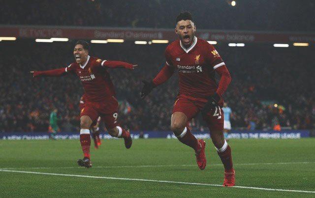 Chamberlain: Vài tháng đến Liverpool bằng 3 mùa ở Arsenal - Bóng Đá
