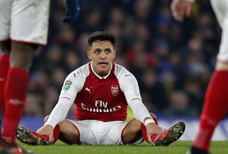 CỰC NÓNG: 99% Alexis Sanchez gia nhập Manchester United - Bóng Đá