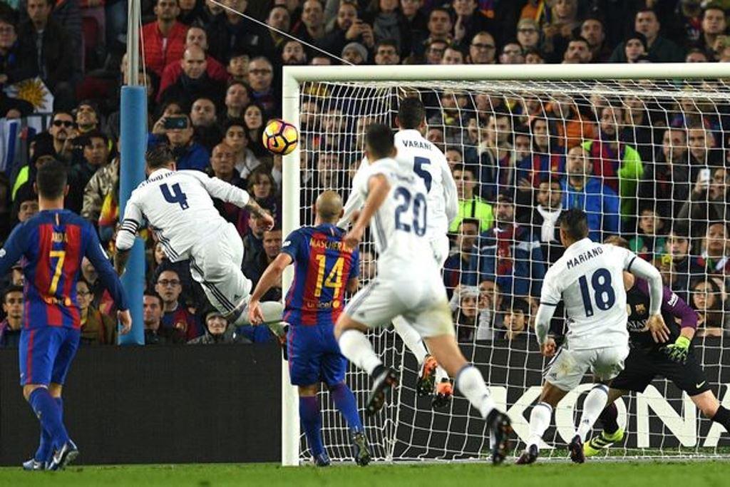 FC-Barcelona-v-Real-Madrid-CF-La-Liga