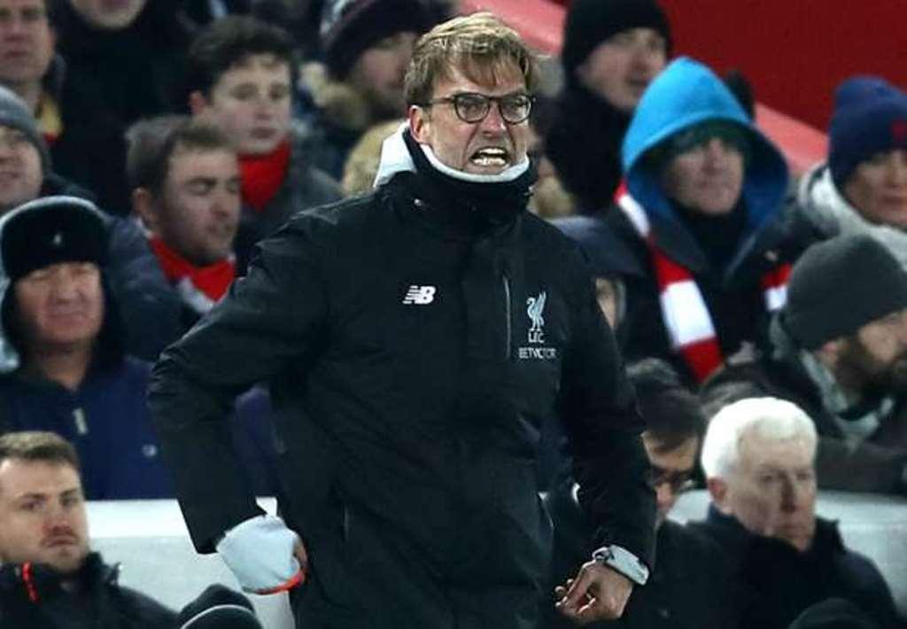 Thua Southampton, Juergen Klopp lôi Man United và trọng tài để đổ lỗi