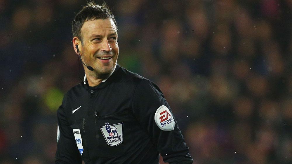 Mark Clattenburg đi, Man United nên vui mừng