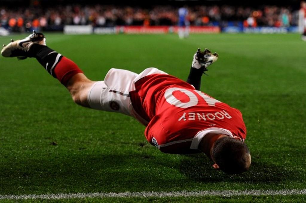 Cuối tháng này, Wayne Rooney có thể chia tay Man United - Bóng Đá