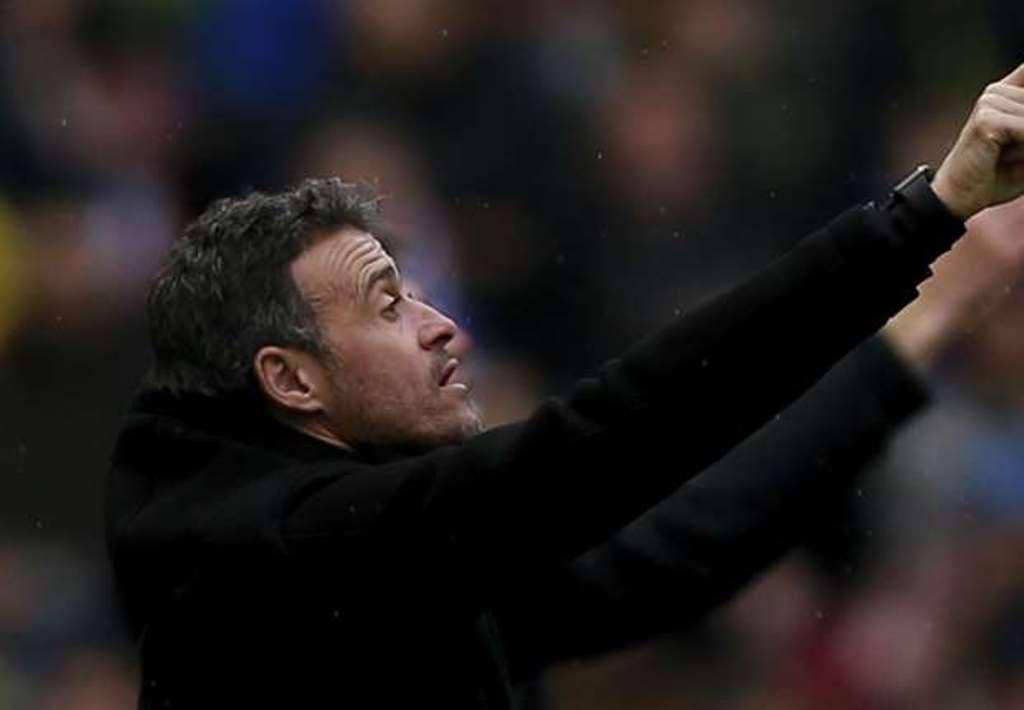 Vì Andre Gomes, HLV Luis Enrique chỉ trích NHM Barcelona