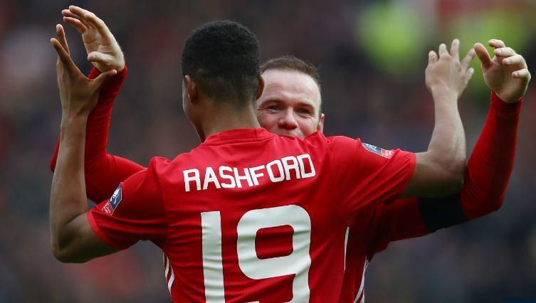Rashford tiết lộ cuộc nói chuyện đặc biệt của Wayne Rooney - Bóng Đá