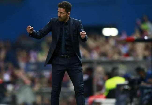 Thắng Leicester, HLV Simeone tự tin sánh ngang Barca, Real, Bayern - Bóng Đá