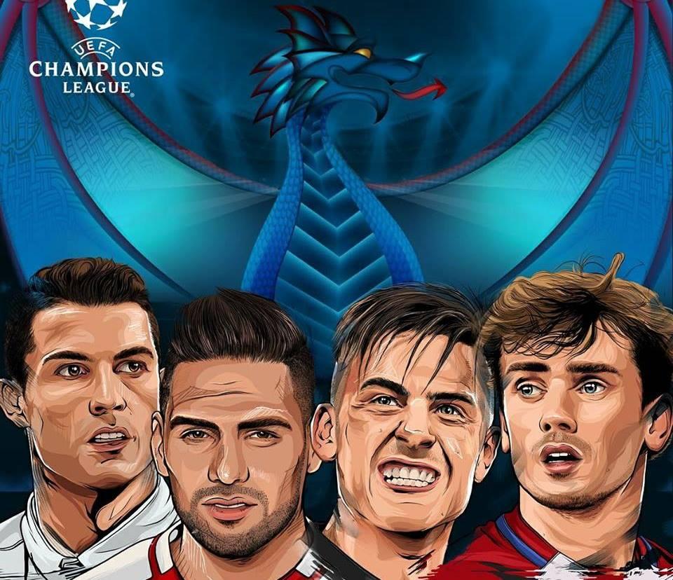 Bốc thăm bán kết Champions League: Thành Madrid đụng độ - Bóng Đá