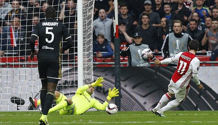 Hủy diệt Lyon, Ajax đặt một chân vào chung kết Europa League - Bóng Đá