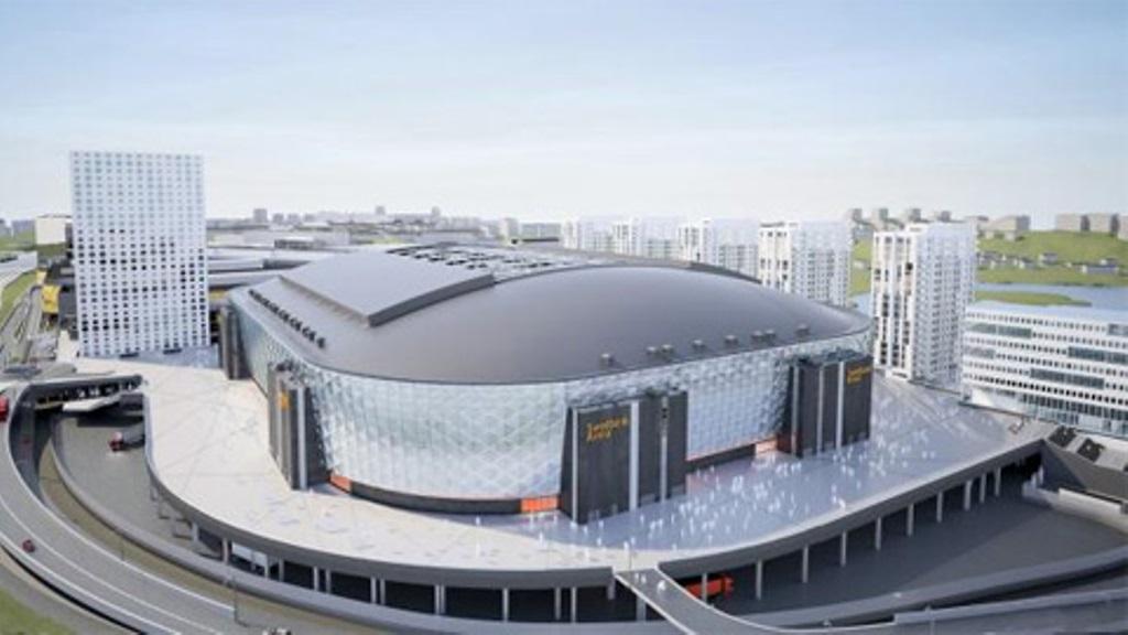 SVĐ Friends Arena sẵn sàng chào đón Man Utd và Ajax - Bóng Đá 8