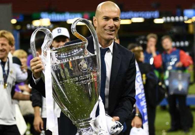 Zinedine Zidane: Đừng nói tôi là HLV xuất sắc nhất - Bóng Đá