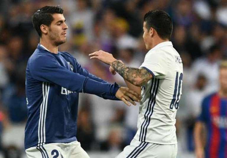 Morata ra điều kiện với M.U: Tôi muốn chơi cùng Rodriguez - Bóng Đá
