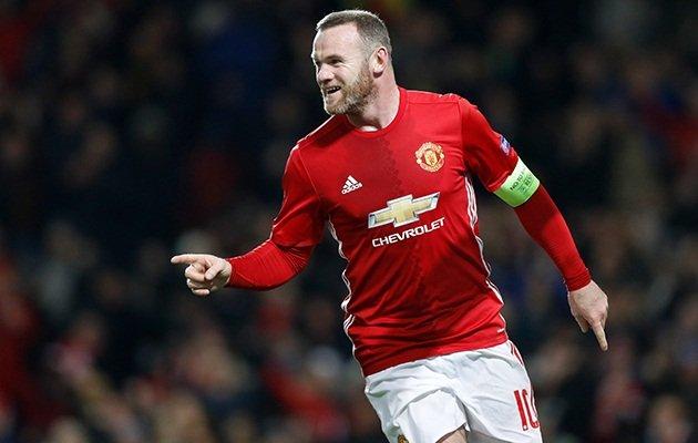Mourinho đồng ý cho không Wayne Rooney - Bóng Đá