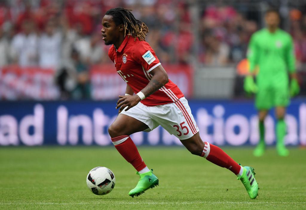 Bayern xác nhận sẽ cho mượn Renato Sanches - Bóng Đá