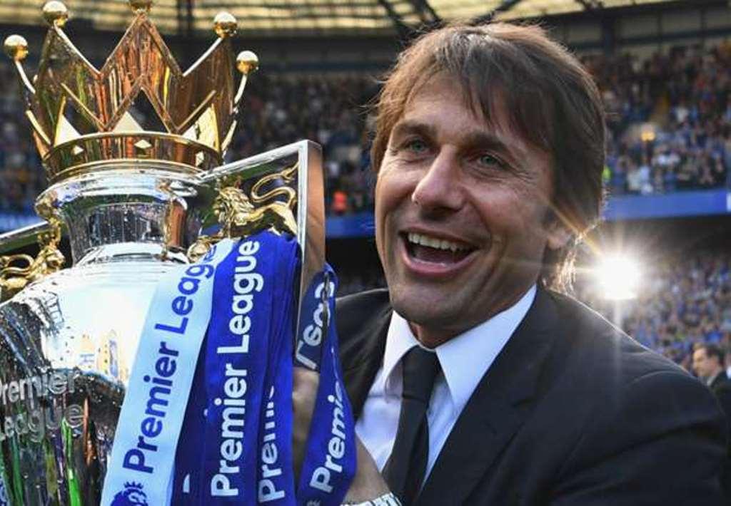 CHÍNH THỨC: Antonio Conte gia hạn hợp đồng với Chelsea - Bóng Đá