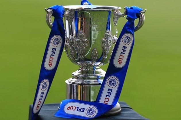 Bốc thăm vòng 3 League Cup: Liverpool gặp thứ dữ, Man Utd gặp may - Bóng Đá
