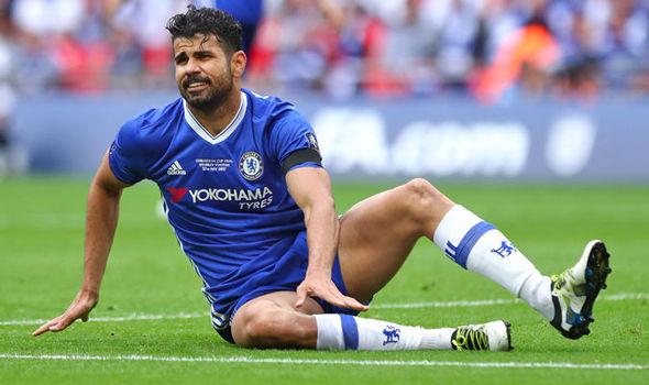 Diego Costa chưa hề trở lại London - Bóng Đá