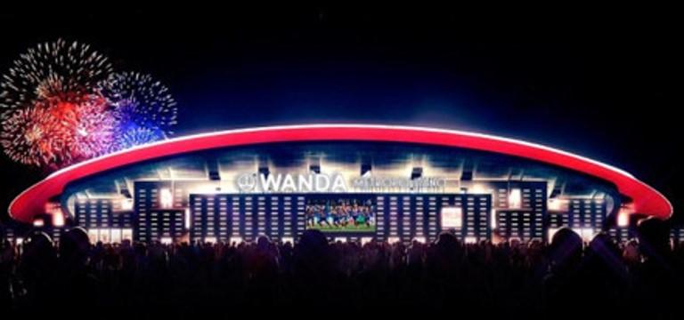 Atletico Madrid khoe phòng thay đồ cực chất ở SVĐ Wanda Metropolitano - Bóng Đá
