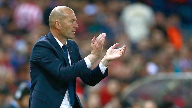 Zidane: Ronaldo đã có thể ghi được 4 bàn - Bóng Đá
