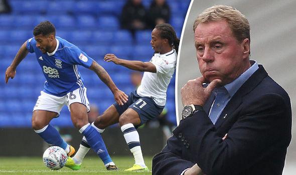 CHÍNH THỨC: Harry Redknapp bị sa thải sau chuỗi 5 trận tòa thua - Bóng Đá