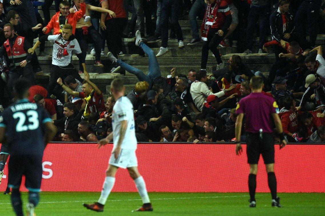 Sau vòng 8 Ligue 1: Bạo lực, kịch tính và sự 'bá đạo' của PSG