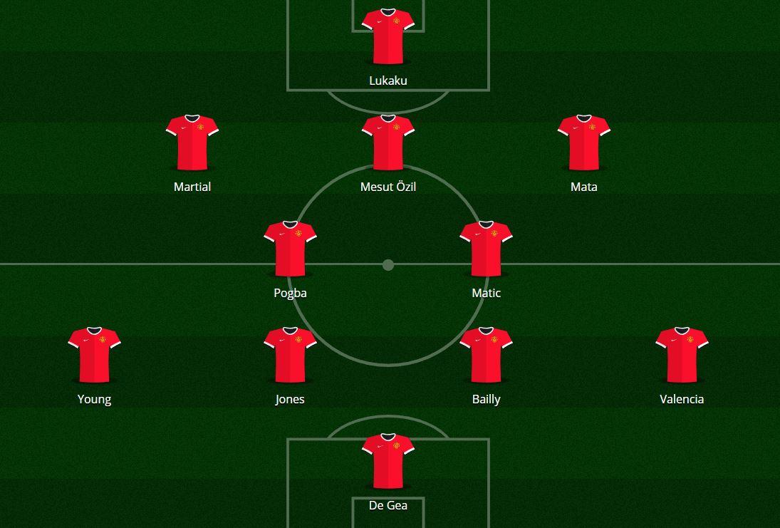 Mkhitaryan chưa tốt, Man Utd cần Mesut Ozil để trở nên hoàn hảo - Bóng Đá