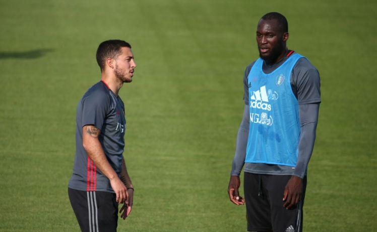 Anh em nhà Hazard rủ nhau chơi xấu Lukaku và Batshuayi - Bóng Đá