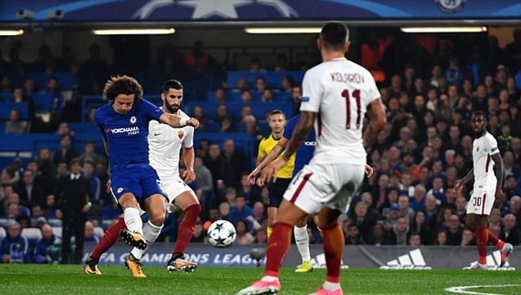 Hazard và Dzeko có cú đúp, Chelsea và Roma chia điểm tại Stamford Bridge - Bóng Đá