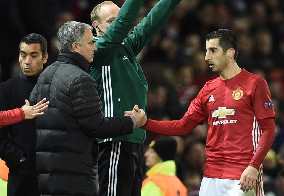 FIFA The Best 2017: Hazard bầu cho Mourinho, Mkhitaryan thì không - Bóng Đá