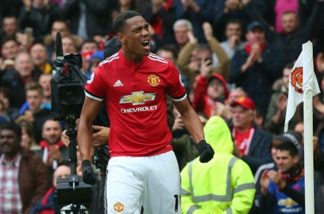 Martial tiết lộ lời dặn dò của Jose Mourinho - Bóng Đá