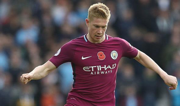 Cầu thủ Man City nhắm mắt cũng có thể ghi bàn - Bóng Đá