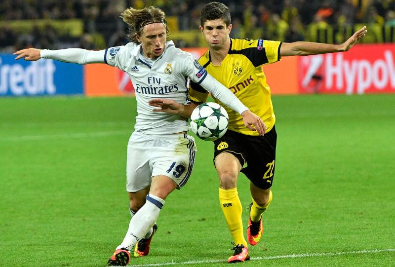 Real Madrid muốn thâu tóm 2 ngôi sao sáng nhất Dortmund - Bóng Đá